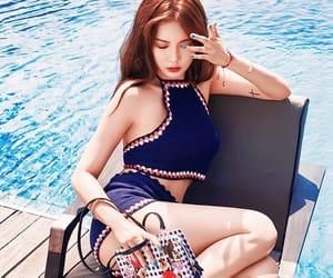 hyuna, 4minute, and kpop image