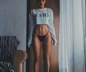 body, fashion, and model image