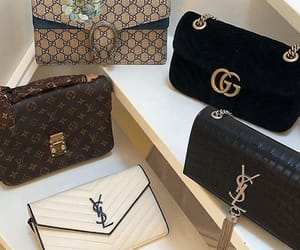 bags, Louis Vuitton, and fashion image