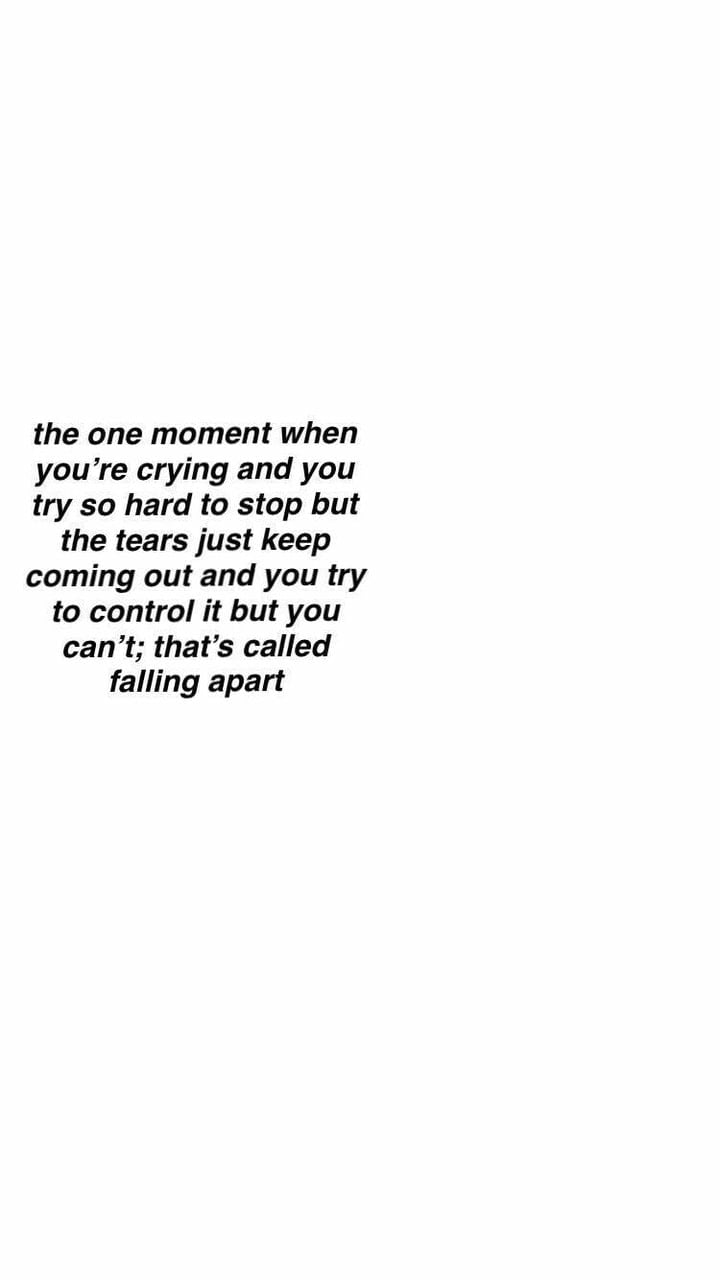 Image about quotes in sadness ♥ by Bluexkm on We Heart It
