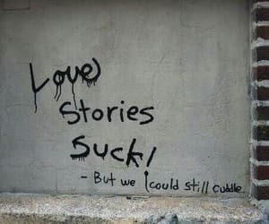 love, story, and grunge image