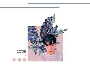 beauty, cute boy, and k-pop image