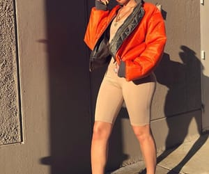 pretty girl, streetwear, and fashion style image