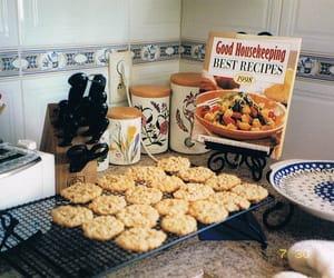 Cookies, food, and vintage image