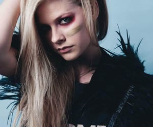 Avril Lavigne, under my skin, and goodbye lullaby image