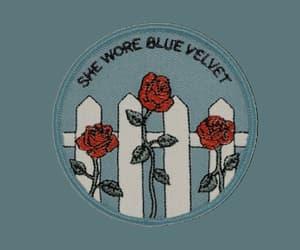 aesthetic, blue, and Blue Velvet image