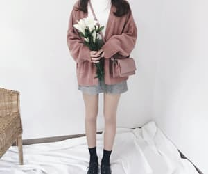 asian, kfashion, and outfit image