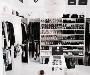 closet, clothes, and inspiration image