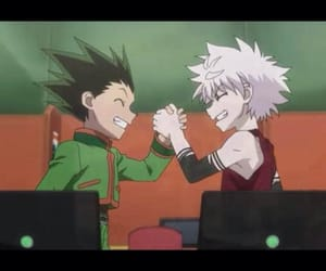 hunter x hunter 2011 and gon und killua image