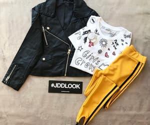 black, girls, and jacket image