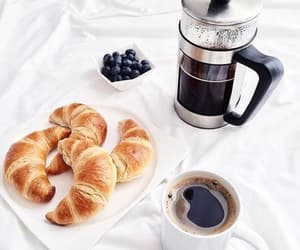 blueberries, coffee, and luxury image