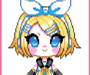 art, pixel, and cute image