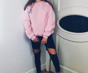 fashion, moda, and model image