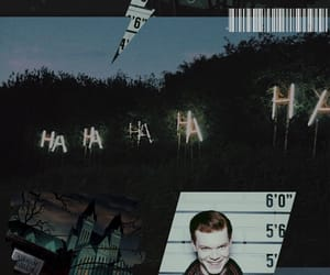 Gotham, joker, and lockscreen image