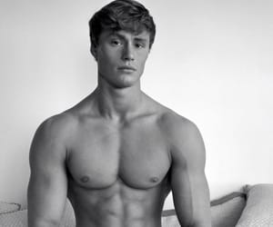 abs, arms, and Hottie image