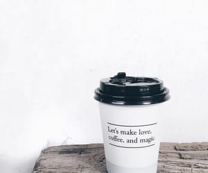 coffee, quote, and quotes image