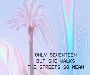 wallpaper, aesthetic, and Lyrics image