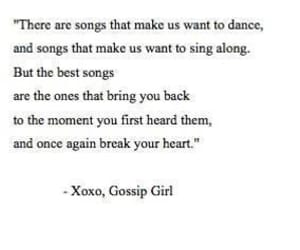 gossip girl, quotes, and xoxo image