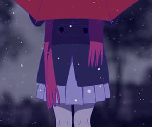 anime, pink, and noragami image