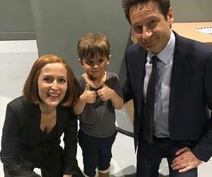 child, gillian anderson, and season 11 image