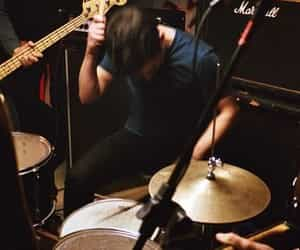 aesthetic, drums, and finn image