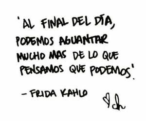 amor, frases, and Frida image