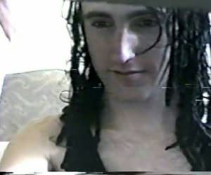 dreads, NIN, and Nine Inch Nails image