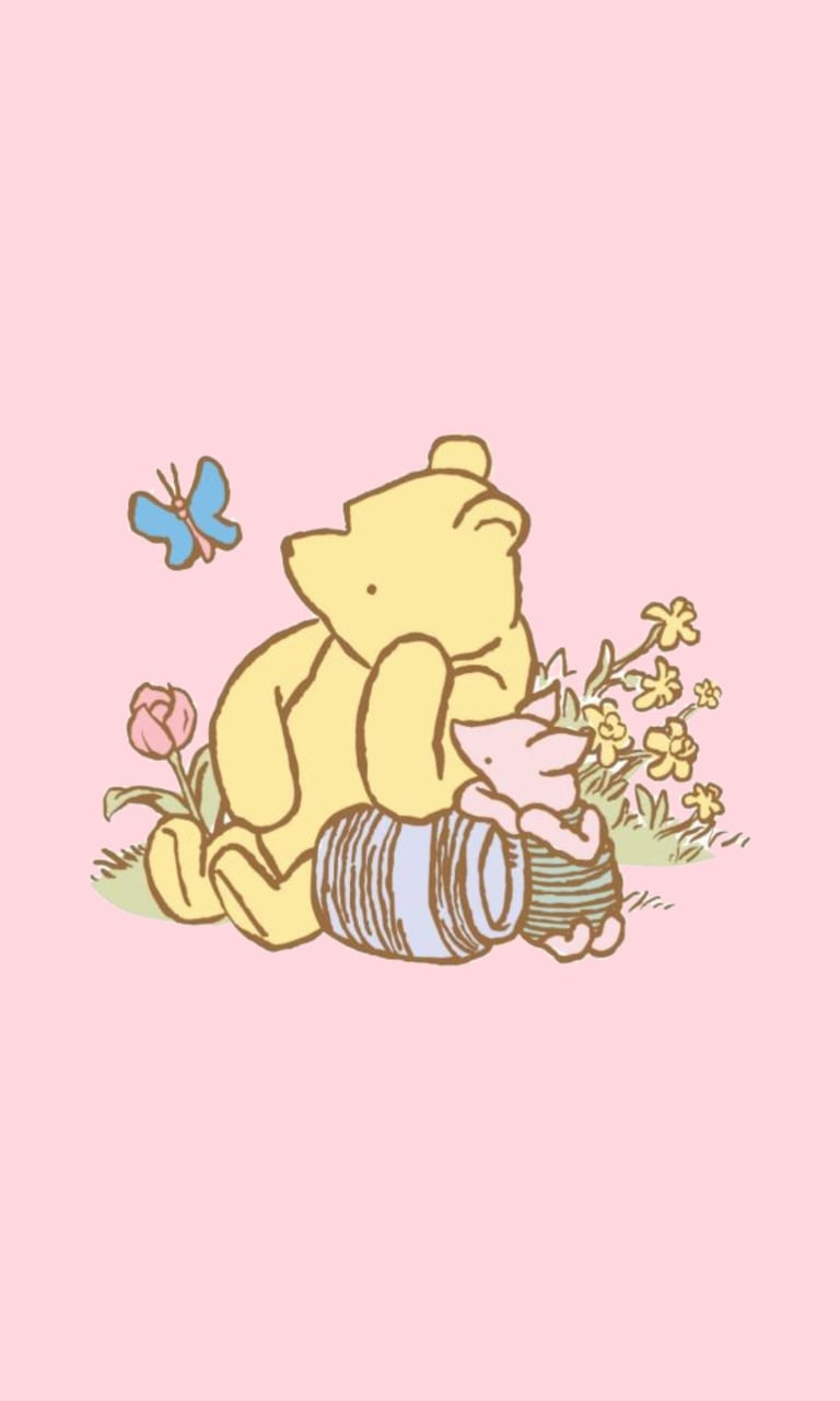 46 Images About Winnie The Pooh Collection On We Heart It