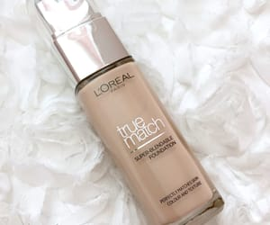 Foundation, l'oreal, and true match image