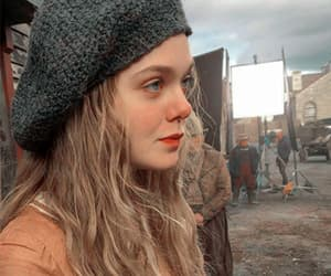 actress, edit, and Elle Fanning image