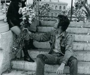 john lennon, Yoko Ono, and the beatles image