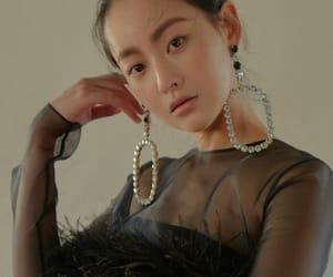 actress, asian, and korea image