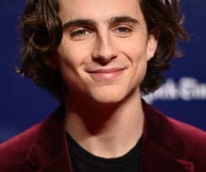 chalamet and timothee image