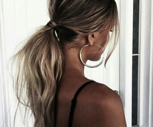 accessories, hair, and style image