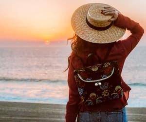 beach, fashion, and fashion blogger image
