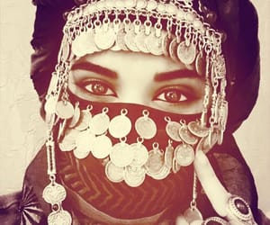 beauty, dagestan, and eyes image
