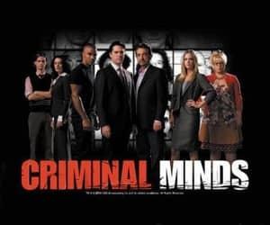 criminal minds and tv series image