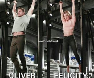 arrow, DC, and oliver queen image