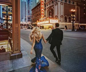 chicago, dress, and city image