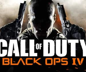 call of duty and ps4 games image
