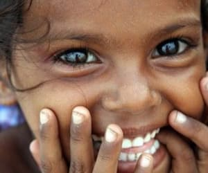 child, happy, and smile image