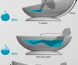bath, interior, and interior design image