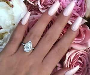 beauty, diamond, and fashion image