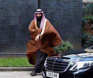 saudi, محمد بن سلمان, and السعوديةِ image
