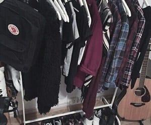 guitar, grunge, and indie image