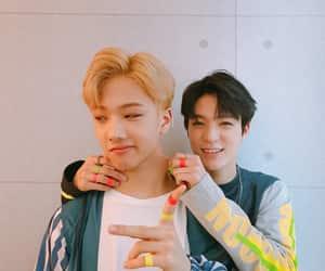 jeno, jisung, and nct dream image