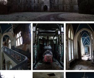 abandoned, beautiful, and castle image