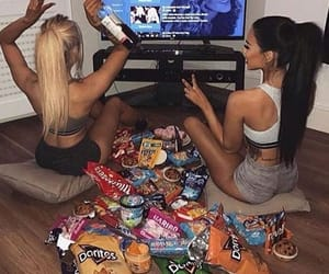 goals, food, and friendship image