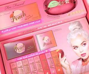 box, makeup, and too faced image
