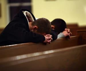 Catholic, church, and pray image